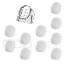 Fisher and Paykel Pilairo Q Mask 10 Pack of Filters with Cover