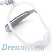 Respironics/Philips DreamWear on Large Frame